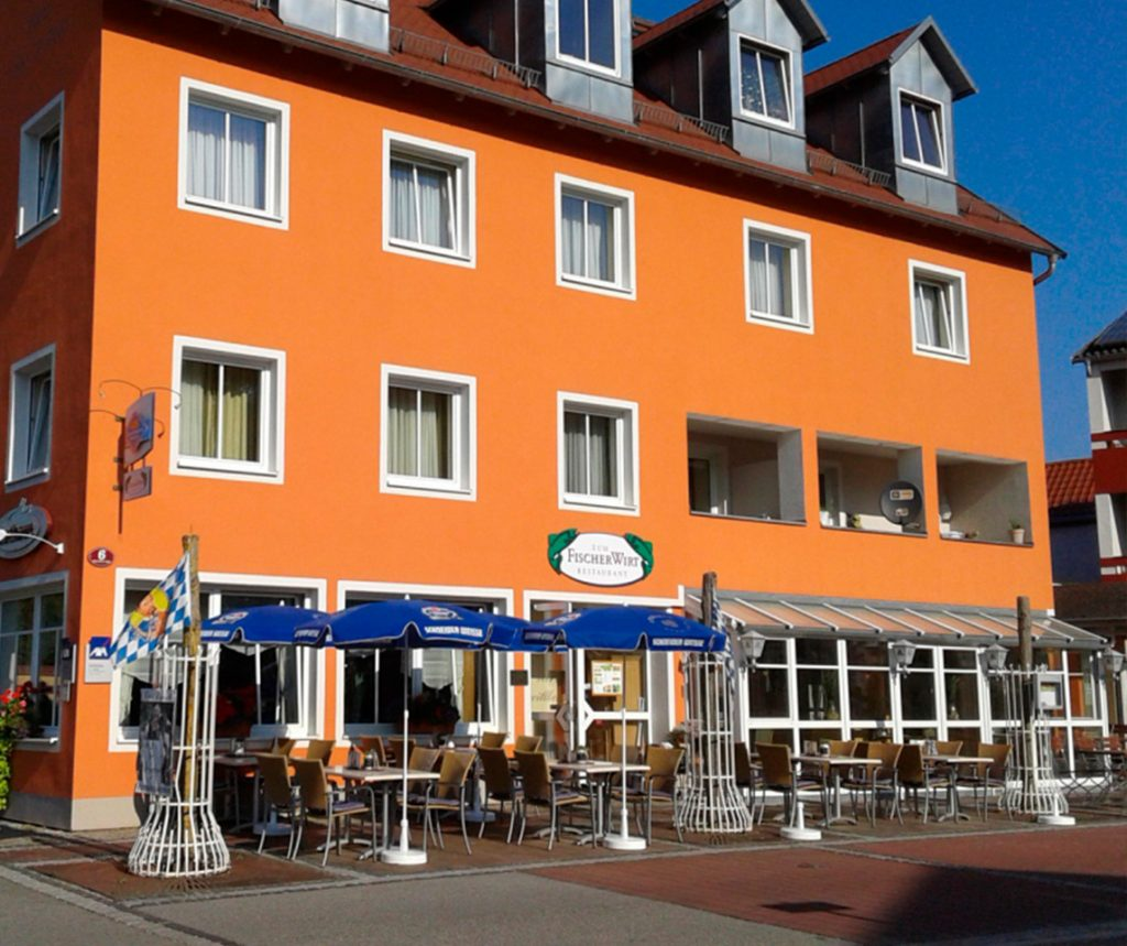 Hotel Cafe Rathaus Manglkammer in Bad Abbach