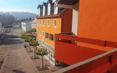 Aussicht der Pension | Hotel Cafe Rathaus Bad Abbach