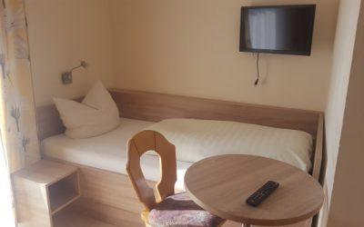 Pension Zimmer des Hotel Cafe Rathaus