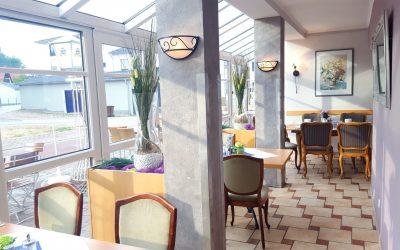 Wintergarten Hotel Cafe Rathaus Bad Abbach